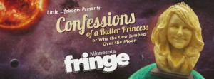Confessions of a Butter Princess